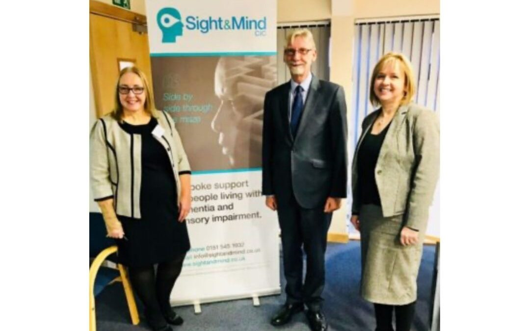 New venture launches in Knowsley to support those with dementia and/or sensory impairment