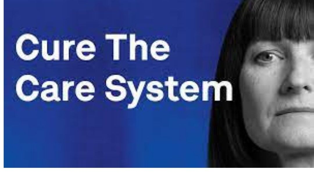 Cure the Care System | Sign the Petition